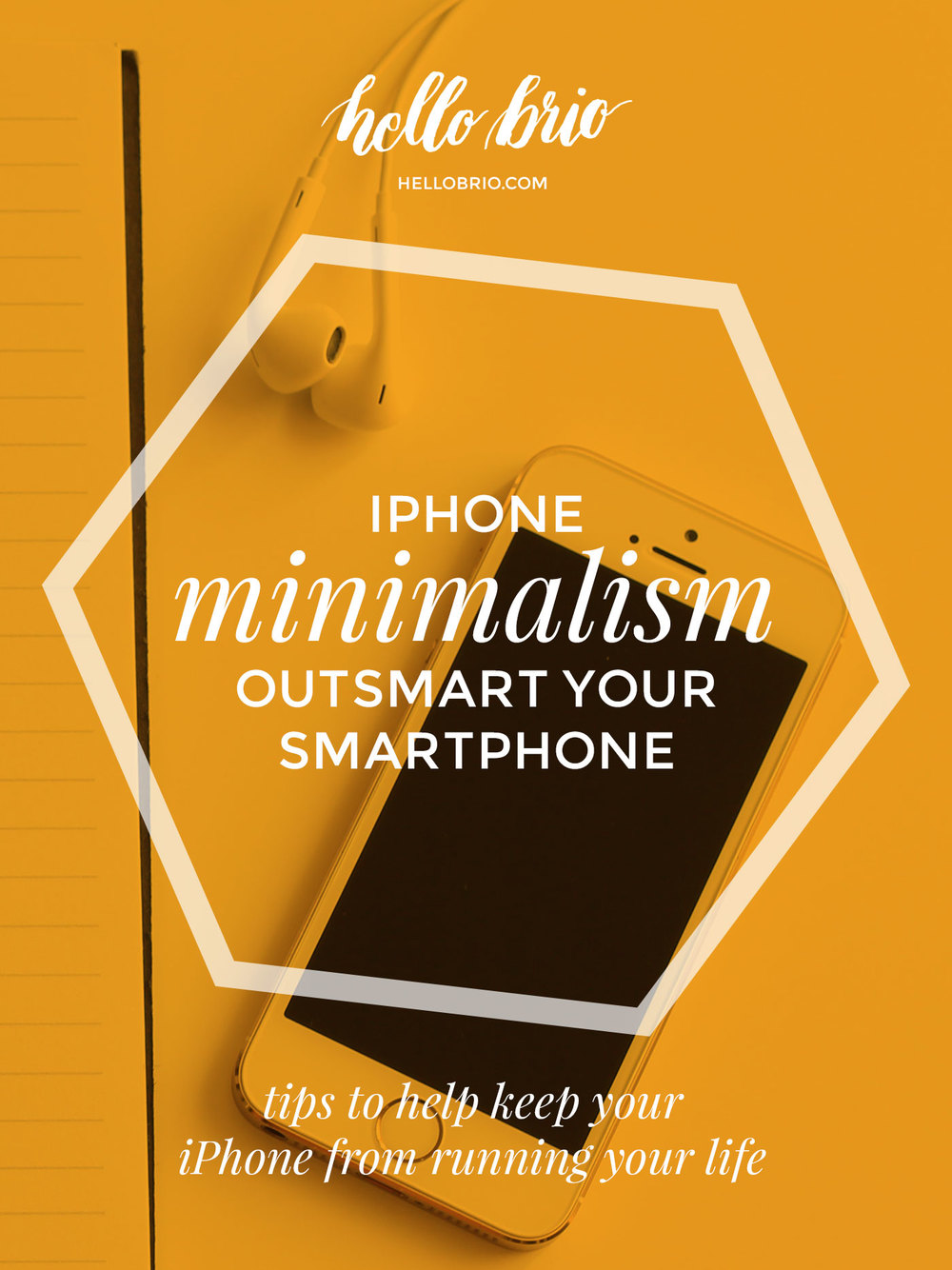 iPhone minimalism: Tips to outsmart your smartphone