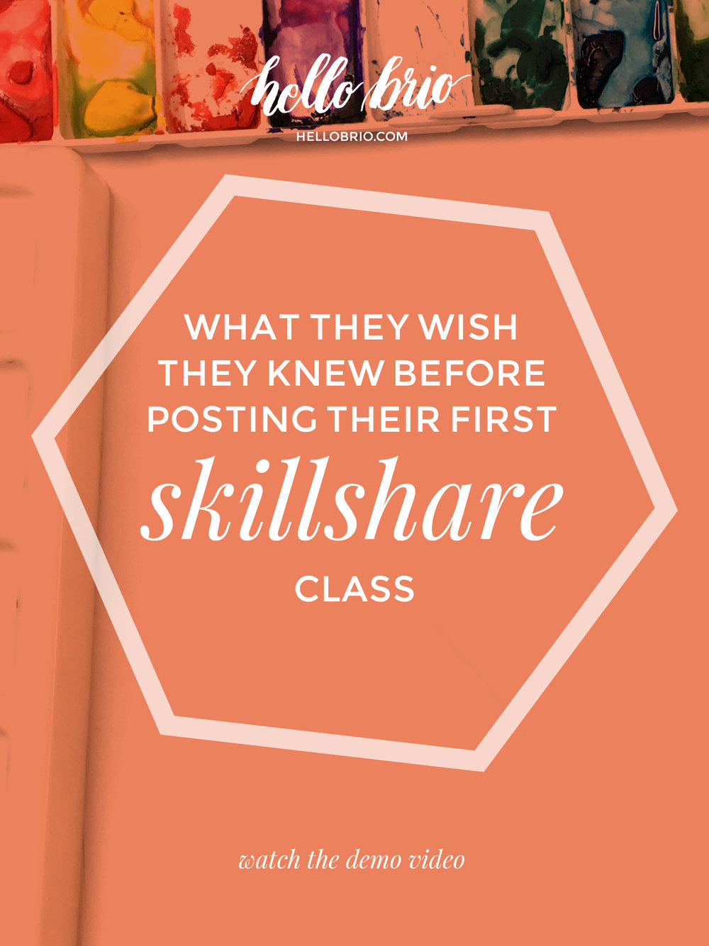 What they wish they knew before posting their first skillshare class