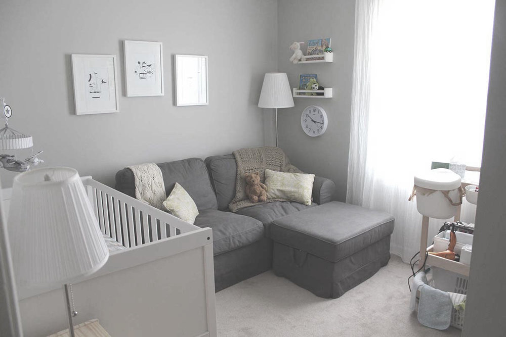Nursery of NJ house 2015