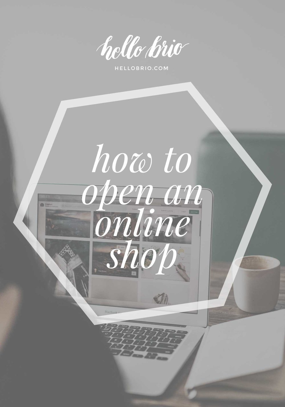 How to open an online shop