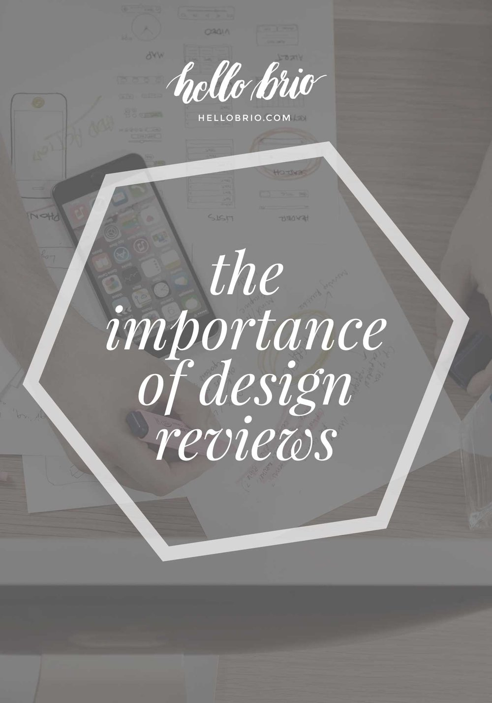The importance of design reviews: giving criticism and getting feedback | UI UX Design, Web Design, Graphic Design