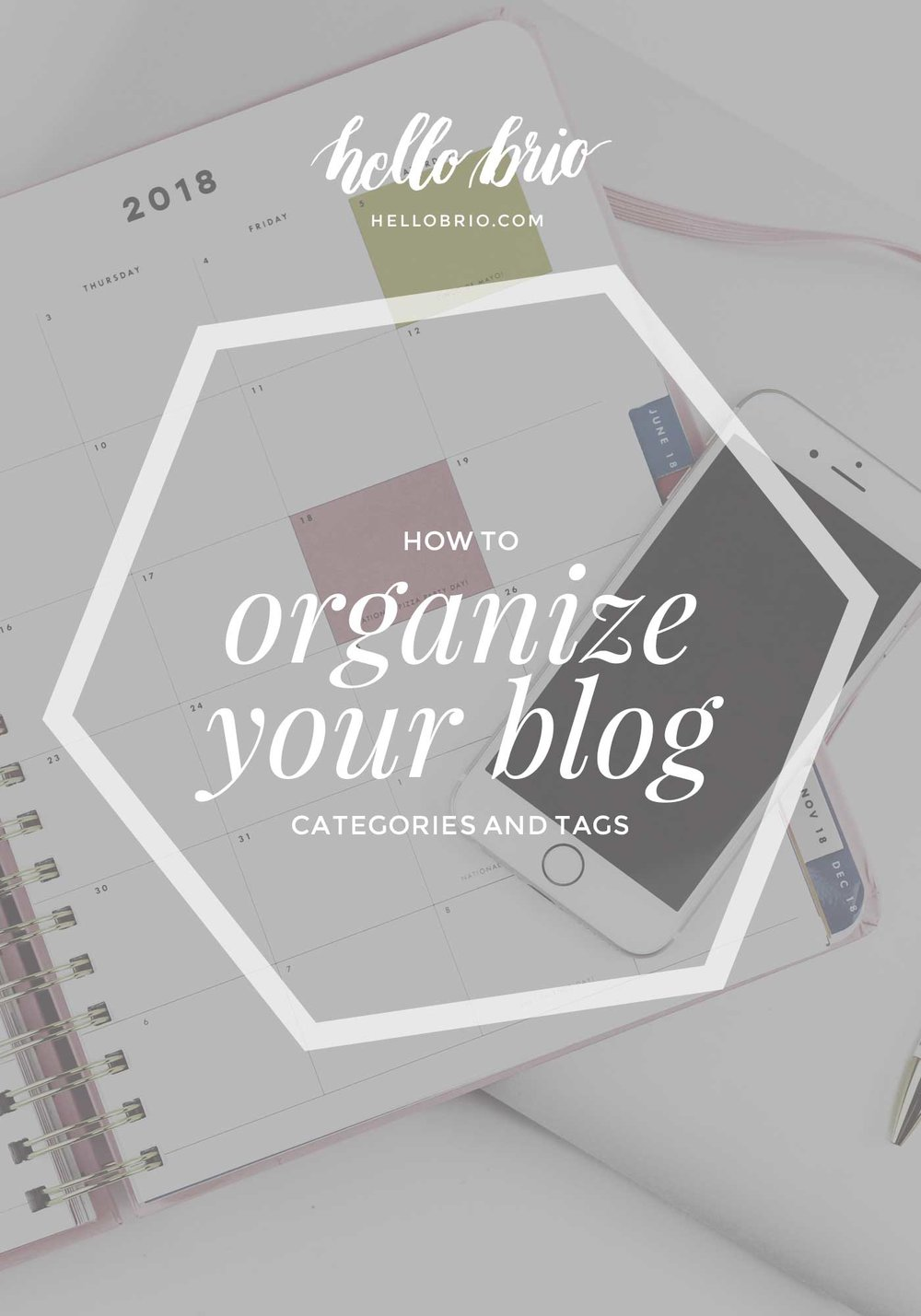 Why it's best to have your blog categories, tags, or labels streamlined, organized, and presented in a clear way to your blog readers
