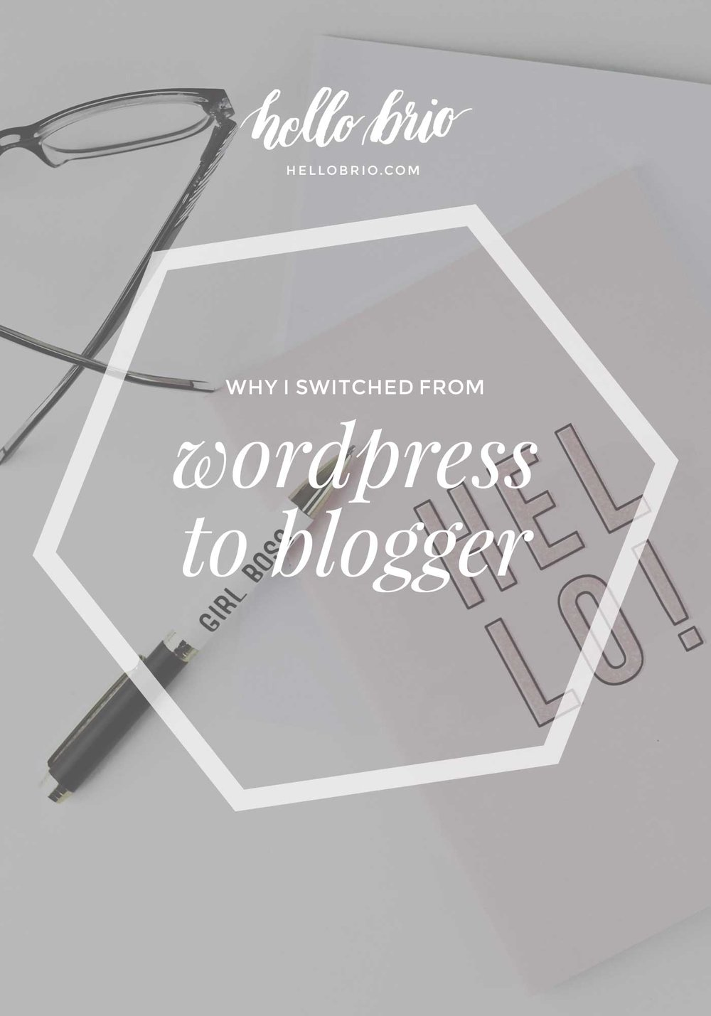 Why I switched from self-hosted WordPress to Blogger