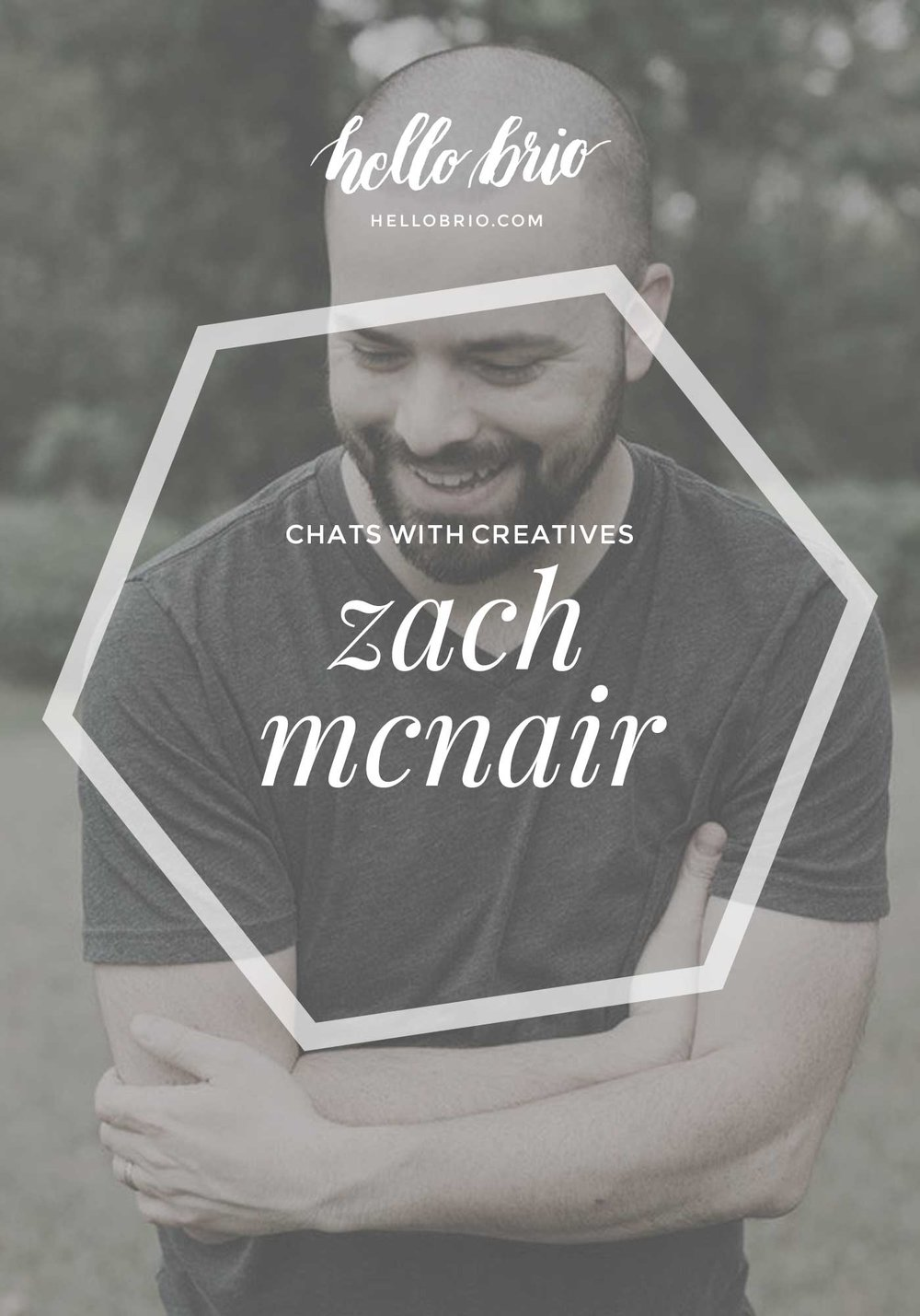 Chats with Creatives | Zach McNair