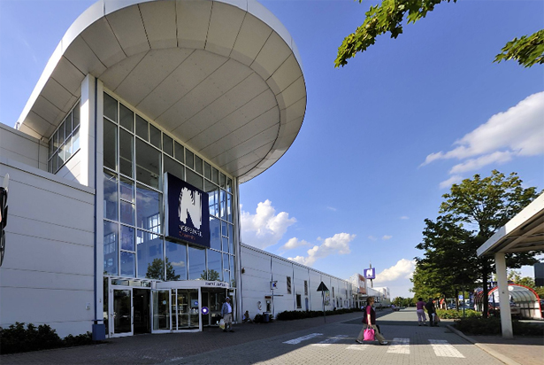 Neefepark, Chemnitz 55.000m²