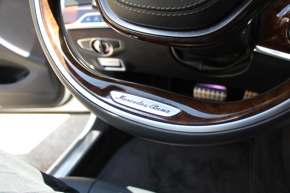 2014 Mercedes Benz S550 Motorcar File