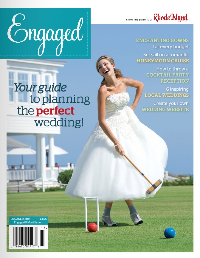 Engaged Mag cover