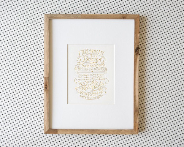 lindsay-letters-vows-gold-on-cream