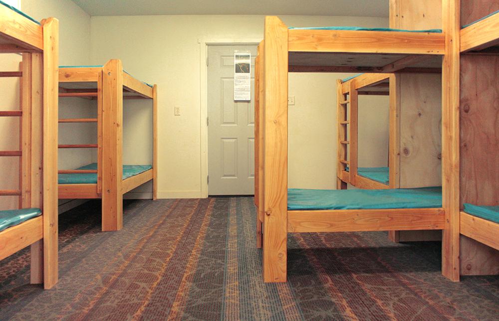 Sugar Pine Cedar Cabin Interior