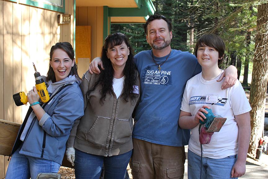 Copy of Volunteer Work Day 2014