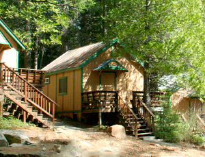 Facilities and Lodging  Tour our cabins, meeting halls  and more
