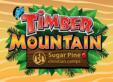 Kid's Camp atTimber Mountain - Nestled on 15 acres of the Sugar Pine Christian Camps' property, Timber Mountain is a fun, adventurous and safe place for kid's to play and learn about God.
