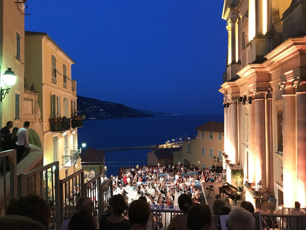 The magic Menton Music Festival