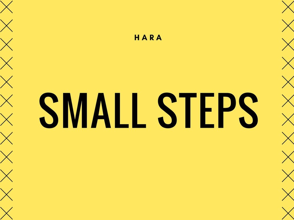 Listen to Small Steps
