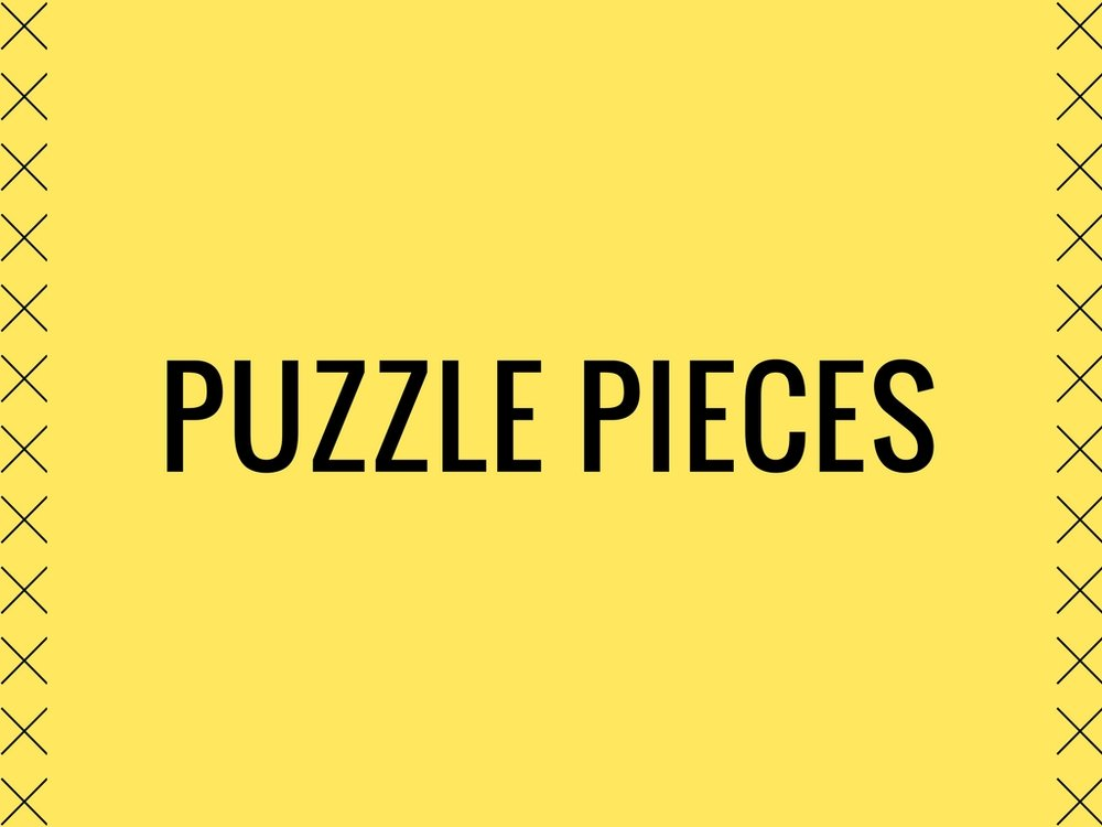 Listen to Puzzle Pieces