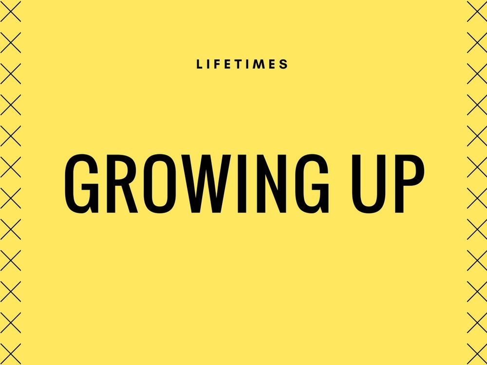 Listen to Growing Up