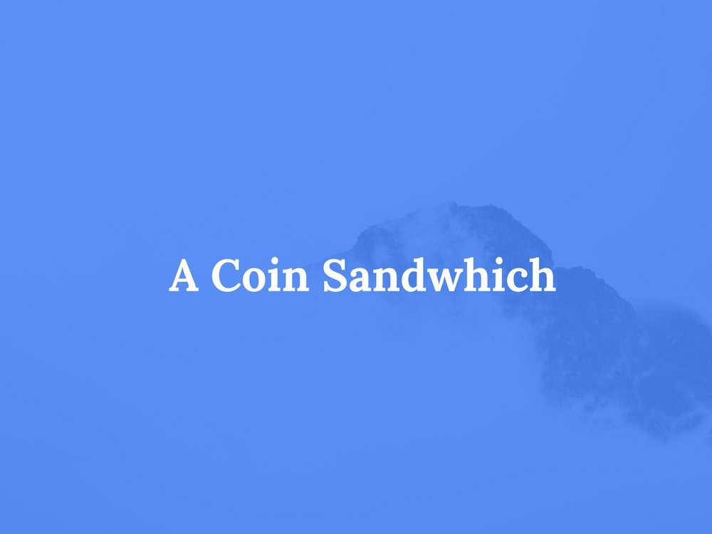 Read A Coin Sandwhich