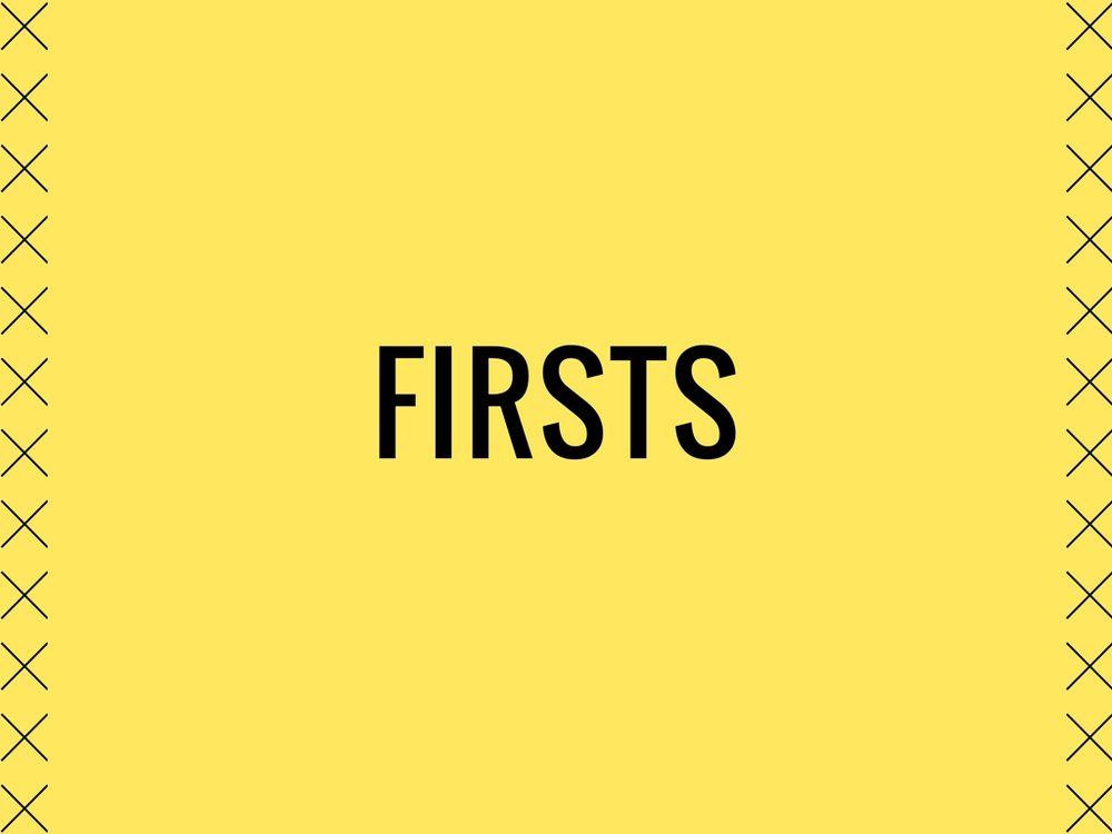 Listen to Firsts