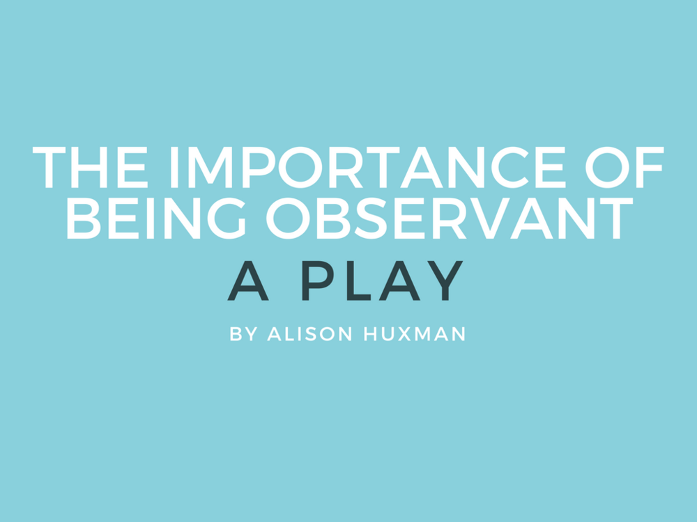 Click here to read Ali's play