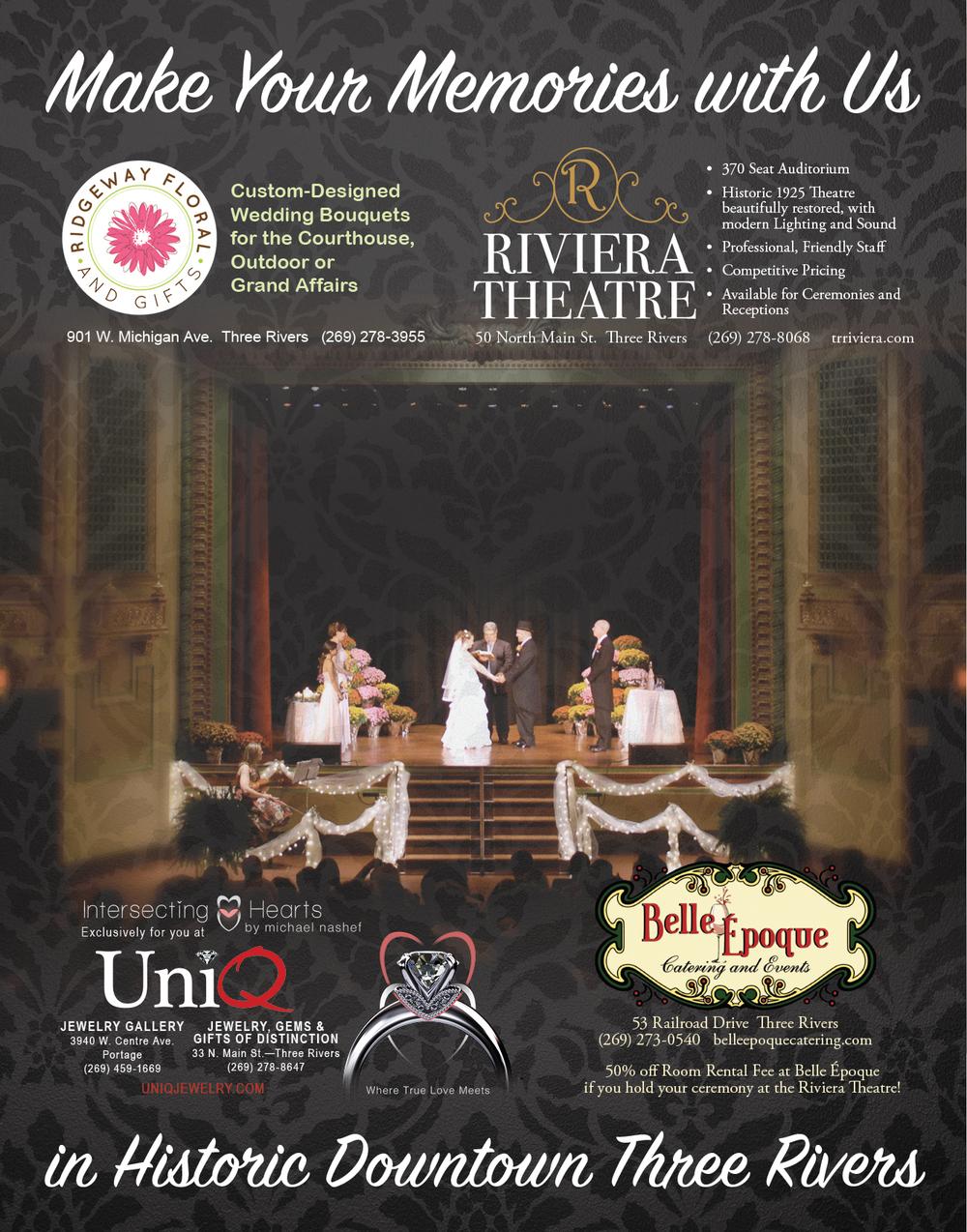Bridal Magazine Ad