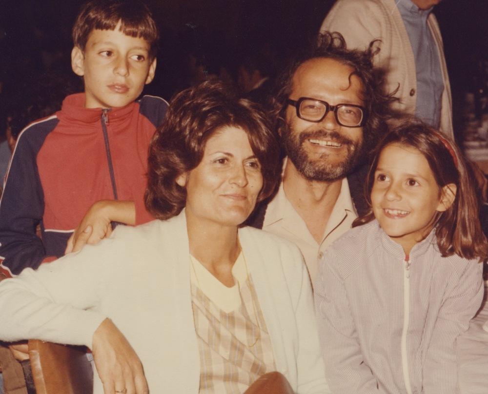 Zevelakis-Family