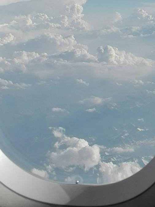 Από το αεροπλάνο