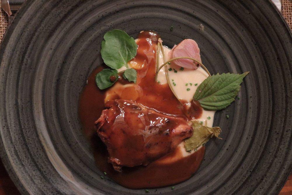 """Το βραβευμένο πιάτο Sigmature dish S.Pellegrino Young Chef 2018 """"Ελλήνων γεύσεις"""""""