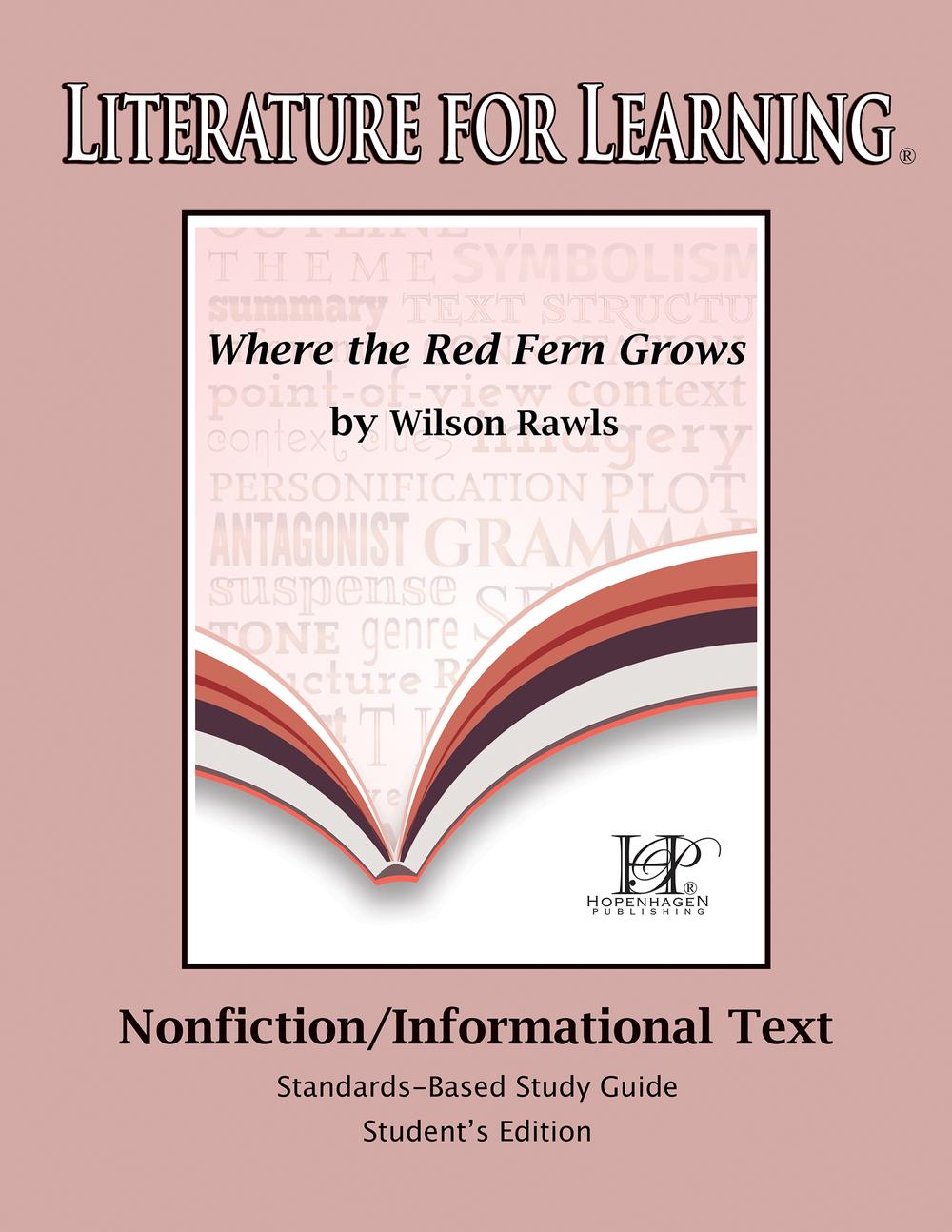 Where the Red Fern Grows — Hopenhagen Publishing