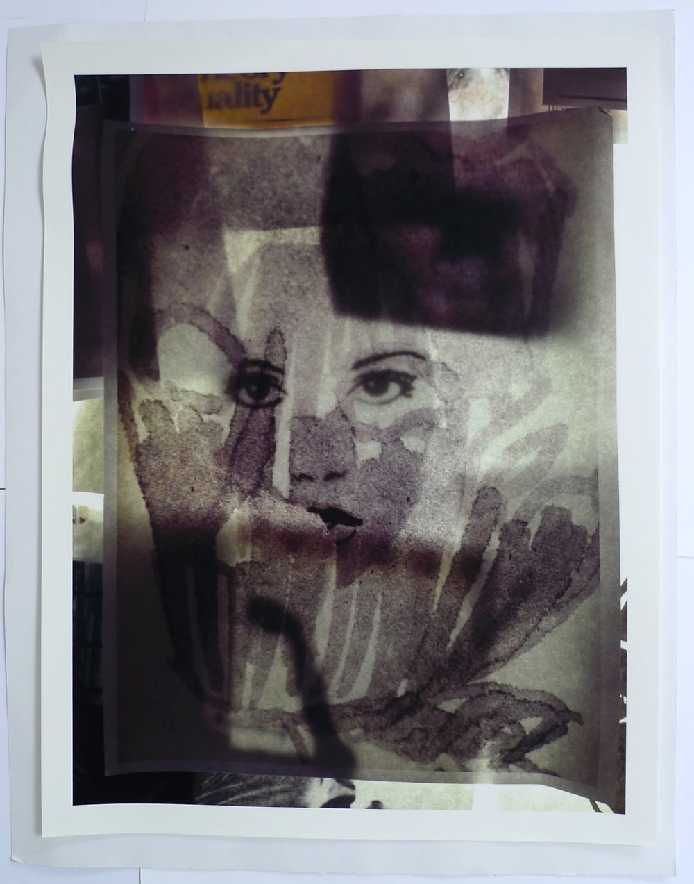 "Giclée Print  20x 26"""