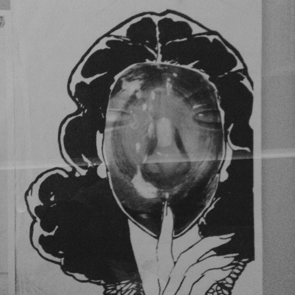 "Portal I Giclee Print 20 x 26""  2014"
