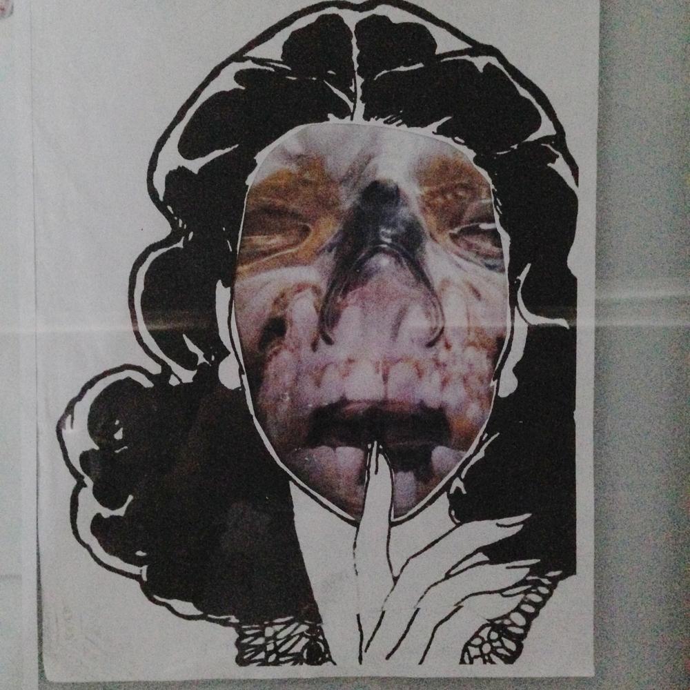 "Portal III Giclee Print 20 x 26""  2014"