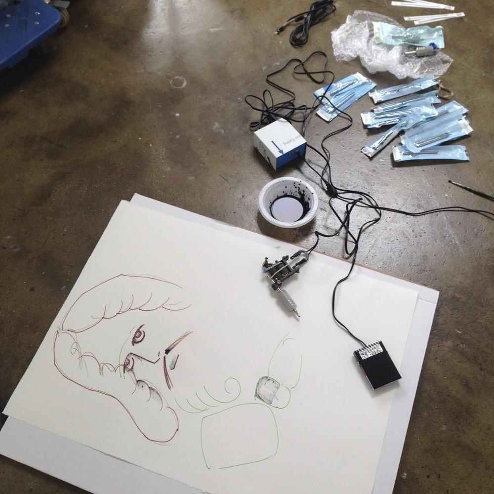 Studio Process