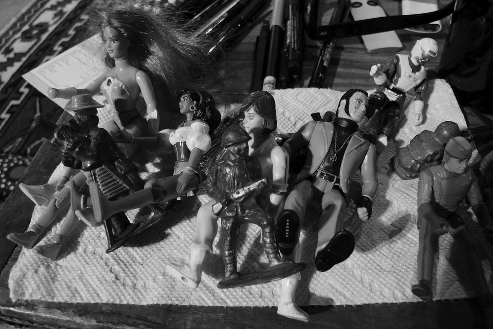 Toys Series  2014