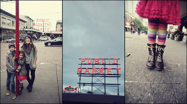Seattle, Washington Pike Place Market