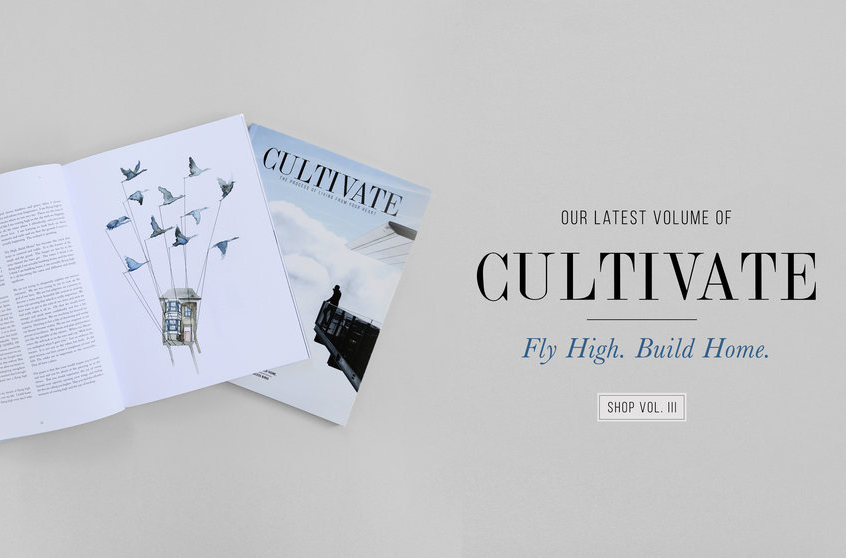 September 15, 2016 Cultivate Volume III : Fly High Build Home