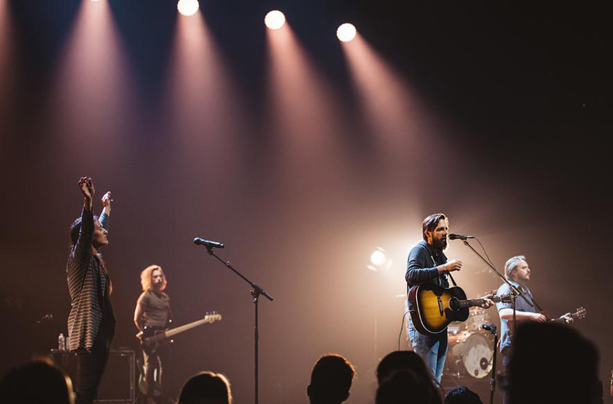 November 20, 2014 Collaboration with Bethel Music