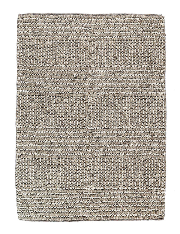 Modern Loop Weave Rug