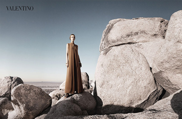 Valentino Spring Summer 2014 campaign, Craig McDean