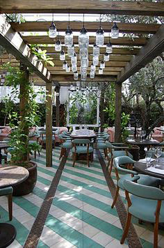 Cecconi's Miami Beach interiors