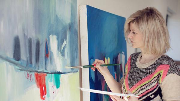 Lola Donoghue, Painter