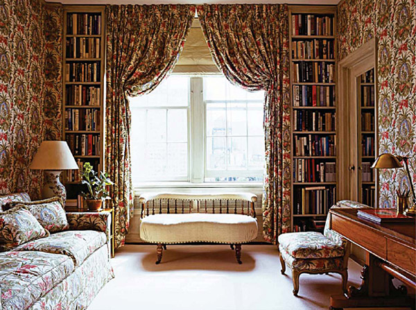 Lee Cradziwill's New York apartment