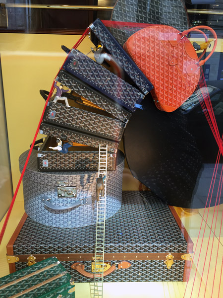 Goyard, Paris Rue Saint Honore