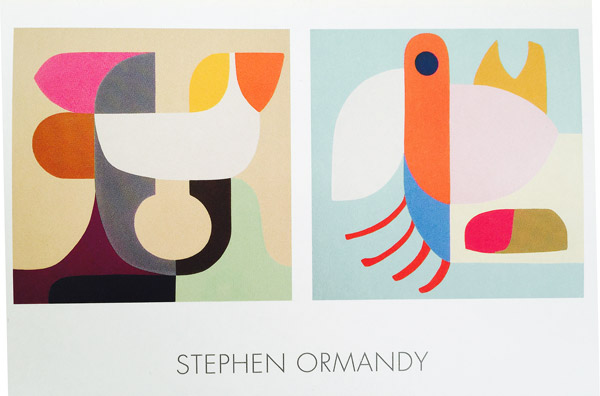 Stephen Ormandy, Olsen Irwin, paintings and sculptures