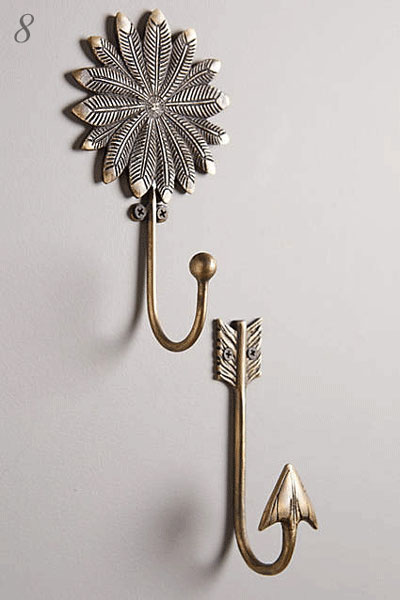 Anthropologie Hunter Gatherer Hook | Hardware