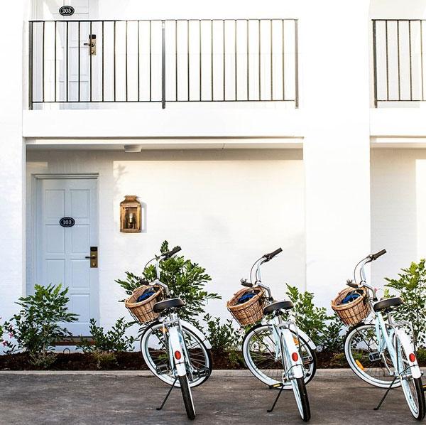 Halcyon house hotel, Cabarita beach Australia,Designed by Interior DesignerAnna Spiro