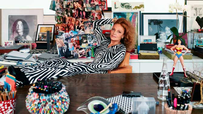 Diane von Furstenberg Meatpacking District home office, architect WORKac