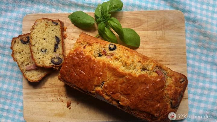 Le Cake Salziger Kastenkuchen 52 Kuchen Hat Das Jahr