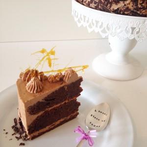 Gastbeitrag Von Pieces Of Sugar Schoko Espresso Torte Mit