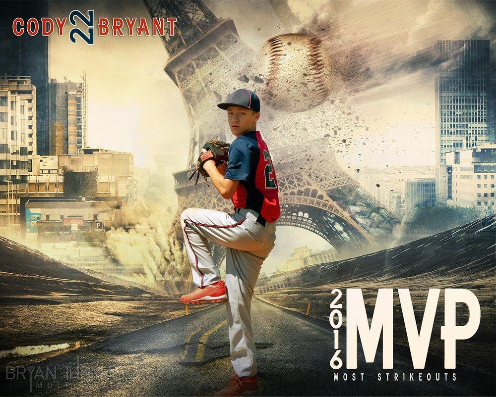 """Cody Bryant """"MVP"""""""