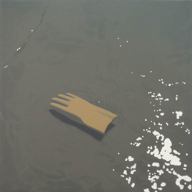 Guante flotante, 2008